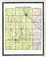 Dudley Township, Henry County 1893