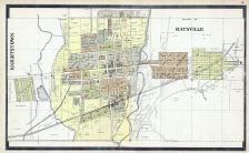 Knightstown, Raysville, Henry County 1893