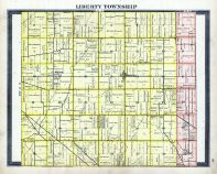 Liberty Township, Henry County 1893