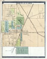 Middletown, Henry County 1893