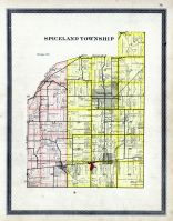 Spiceland Township, Henry County 1893