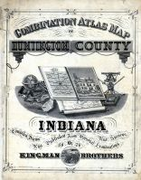Title Page, Huntington County 1879
