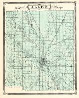 Allen County, Indiana Counties 1876