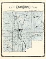 Bartholomew County, Indiana Counties 1876