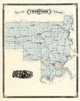 Crawford County, Indiana Counties 1876