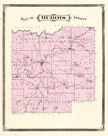 Dubois County, Indiana Counties 1876