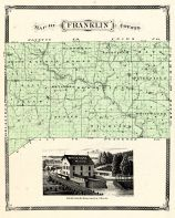 Franklin County, Indiana Counties 1876