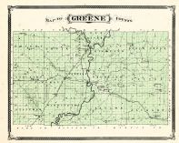 Greene County, Indiana Counties 1876
