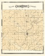 Hamilton County, Indiana Counties 1876