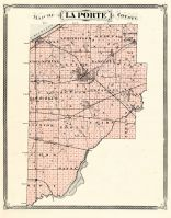 La Porte County, Indiana Counties 1876