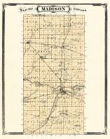 Madison County, Indiana Counties 1876