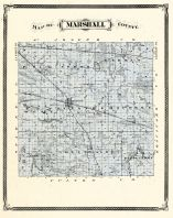 Marshall County, Indiana Counties 1876