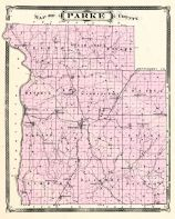 Parke County, Indiana Counties 1876