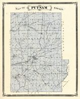 Putnam County, Indiana Counties 1876