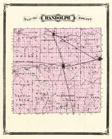 Randolph County, Indiana Counties 1876