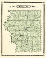Sullivan County, Indiana Counties 1876