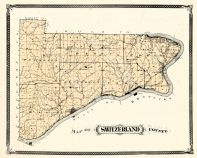 Switzerland County, Indiana Counties 1876