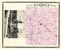 Union County, Indiana Counties 1876