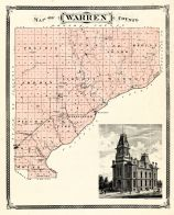Warren County, Indiana Counties 1876