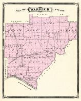 Warrick County, Indiana Counties 1876