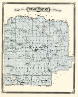 Washington County, Indiana Counties 1876