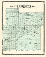 Whitley County, Indiana Counties 1876