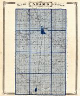Adams County, Indiana State Atlas 1876
