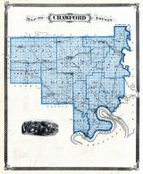 Crawford County, Indiana State Atlas 1876