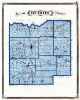 Dubois County, Indiana State Atlas 1876