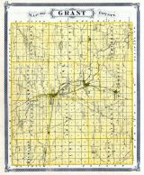 Grant County, Indiana State Atlas 1876