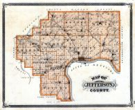 Jefferson County, Indiana State Atlas 1876