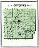 Lawrence County, Indiana State Atlas 1876