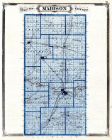 Madison County, Indiana State Atlas 1876