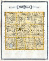 Marshall County, Indiana State Atlas 1876