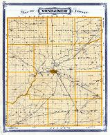 Montgomery County, Indiana State Atlas 1876