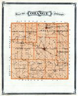 Orange County, Indiana State Atlas 1876