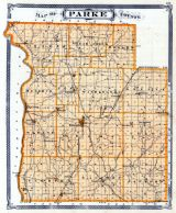 Parke County, Indiana State Atlas 1876
