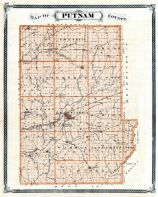 Putnam County, Indiana State Atlas 1876