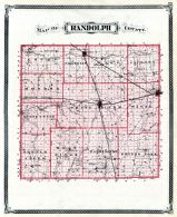 Randolph County, Indiana State Atlas 1876