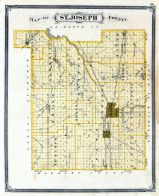 St. Joseph County, Indiana State Atlas 1876