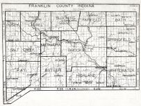 Franklin County, Indiana State Atlas 1934