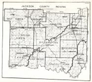 Jackson County, Indiana State Atlas 1934
