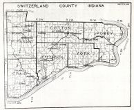 Switzerland County, Indiana State Atlas 1934