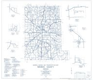 Monroe County 1963, Indiana State Atlas 1958 to 1963 Highway Maps