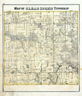 Clear Spring Township, Lagrange County 1874