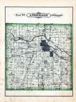 Anderson Township, Madison County 1880