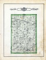 Green Township, Madison County 1880