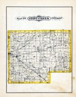Stony Creek Township, Madison County 1880