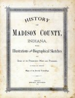 Title Page, Madison County 1880