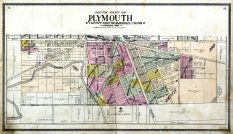 Plymouth - South, Marshall County 1908